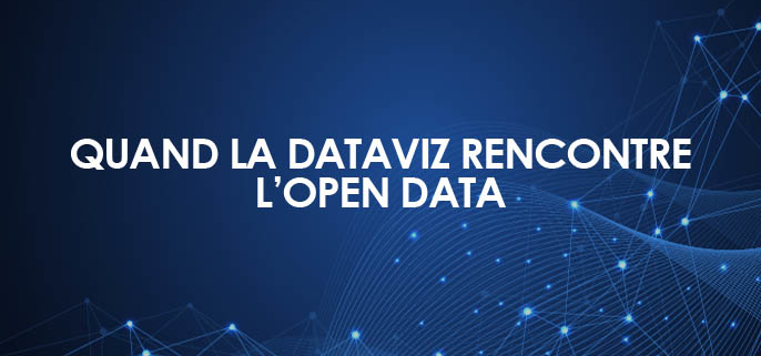 Quand la dataviz rencontre l'open data