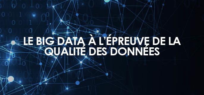 Le Big Data à l'épreuve de la qualité des données
