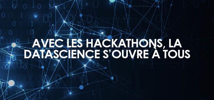Avec les hackathons, la datascience s'ouvre à tous