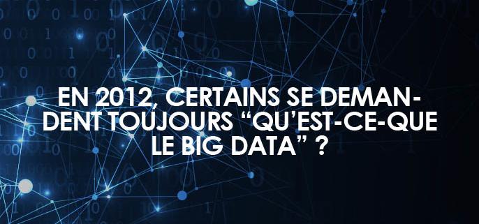 qu'est-ce-que le Big Data ? Définition Big Data